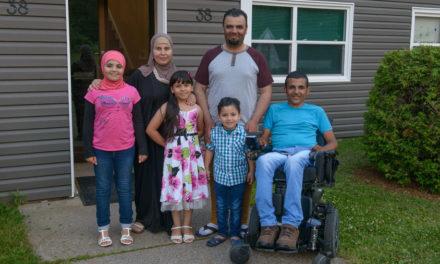 Al Asfar Family in Sydney Mines