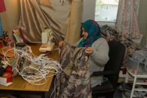 PARNS: AlZhouri family in Antigonish