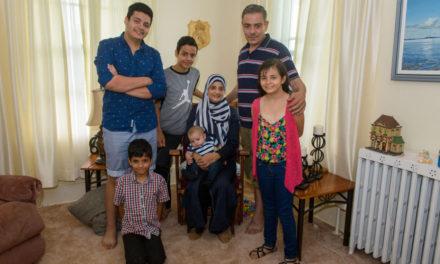 El Imam Family in St. Andrews
