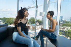 PARNS: Sisters Saafa and Raaja in Halifax