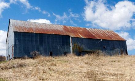 Malcolm MacMillan Barn, North Lochaber